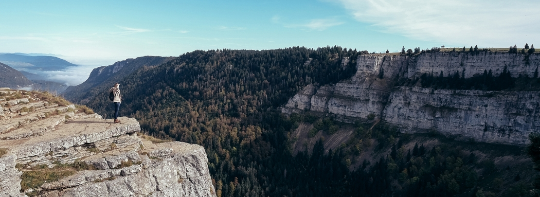 Le Creux du Van, le Grand Canyon version suisse