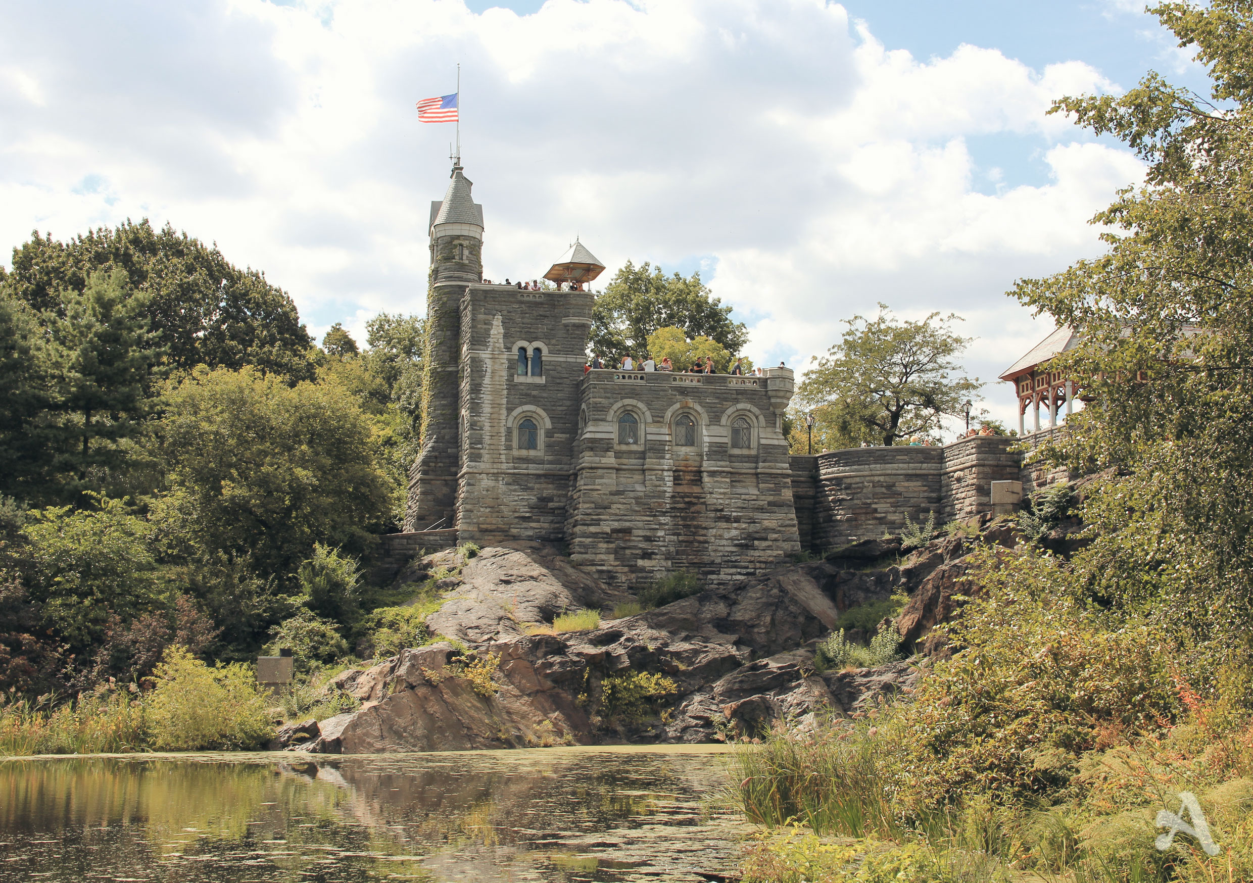 belveder_castle_new_york