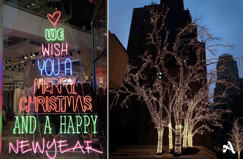 New York et la magie de Noël - Awwway