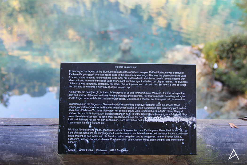 Blausee_statue_2
