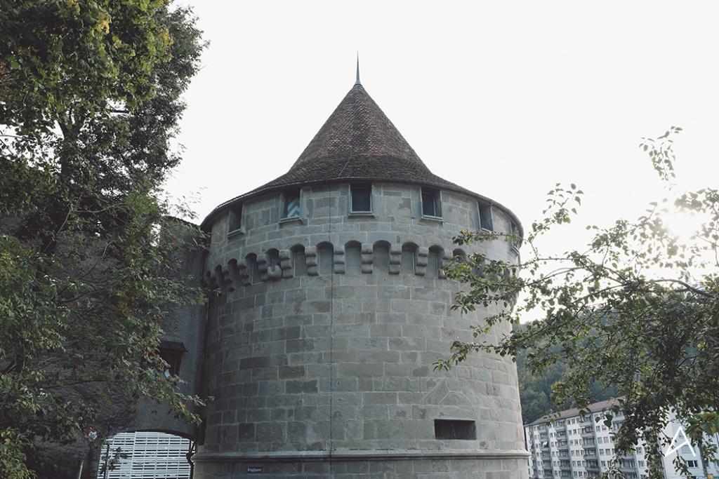 Lucerne_Museggmauer_3