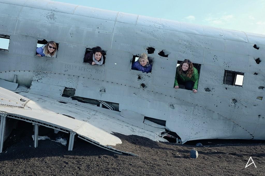 Islande_DC3_avion_2