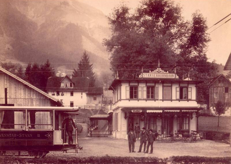 Stanserhorn_historique