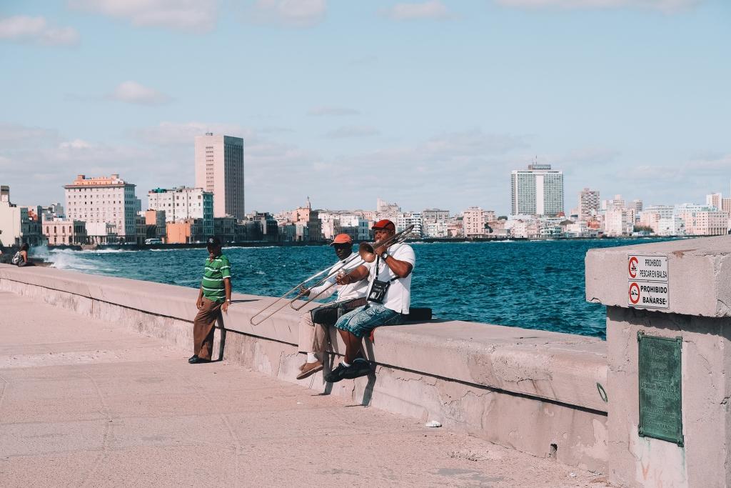 Malecon - La Havane - Cuba
