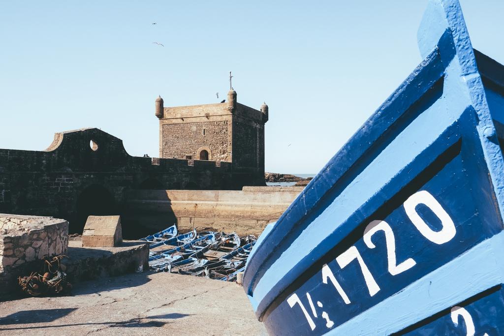 Essaouira-port-bateau
