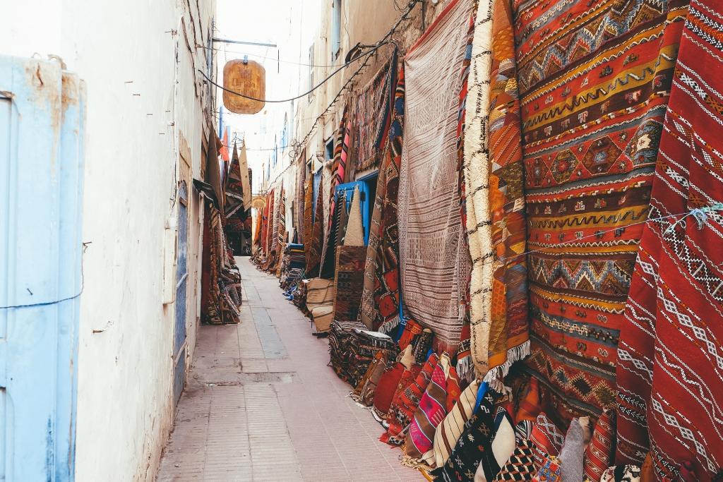 Essaouira-medina-tapis