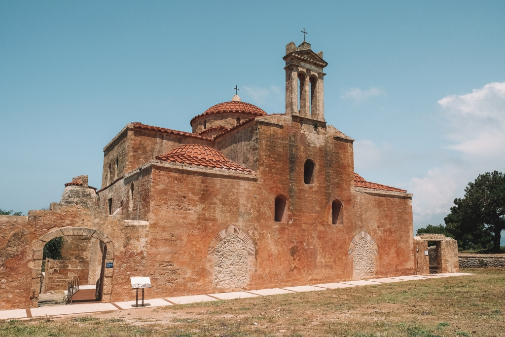 L'église de Neo Kastro