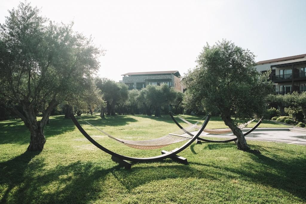 Costa Navarino propose de nombreux endroits pour se relaxer.