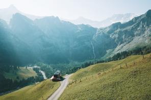Un road trip magique de Lausanne à Adelboden
