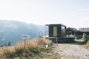 Le Cube 365 – Une nuit insolite à l'alpage de Mandelon